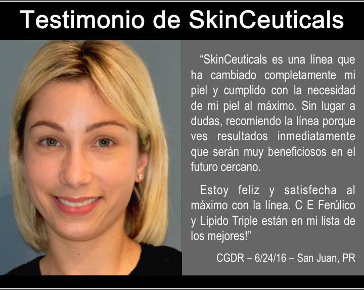 SkinCeuticals Testimonial2