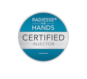 Radiesse Certified Injector