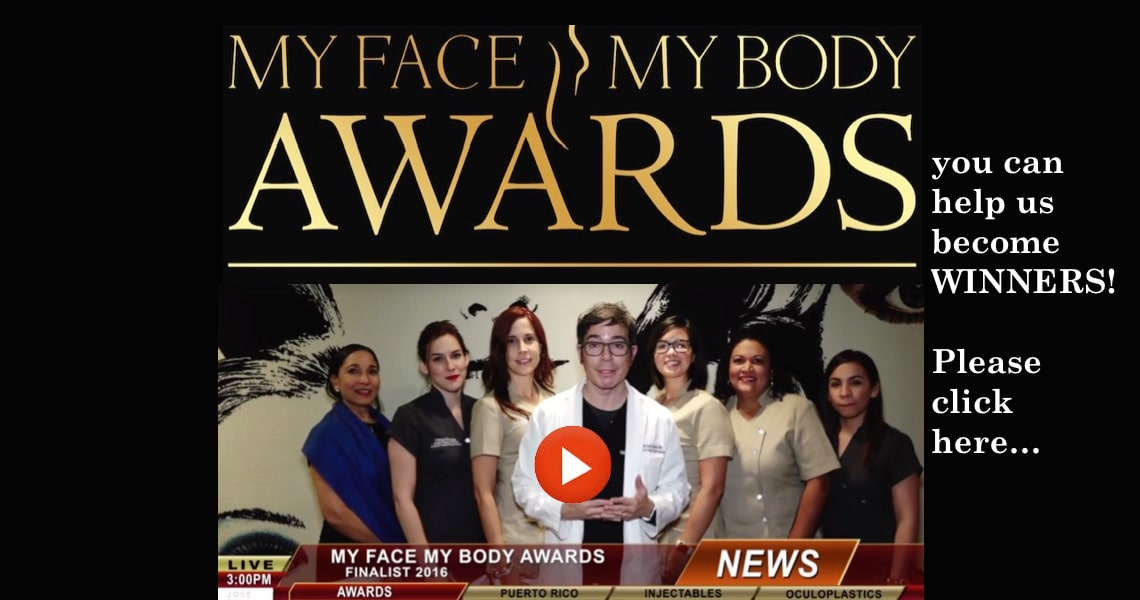 My Face My Body Awards 2016 Finalists – Vote for Us!