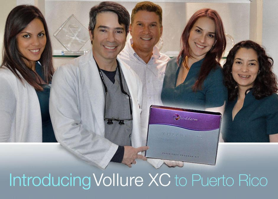 Juvederm Vollure XC and JR Montes