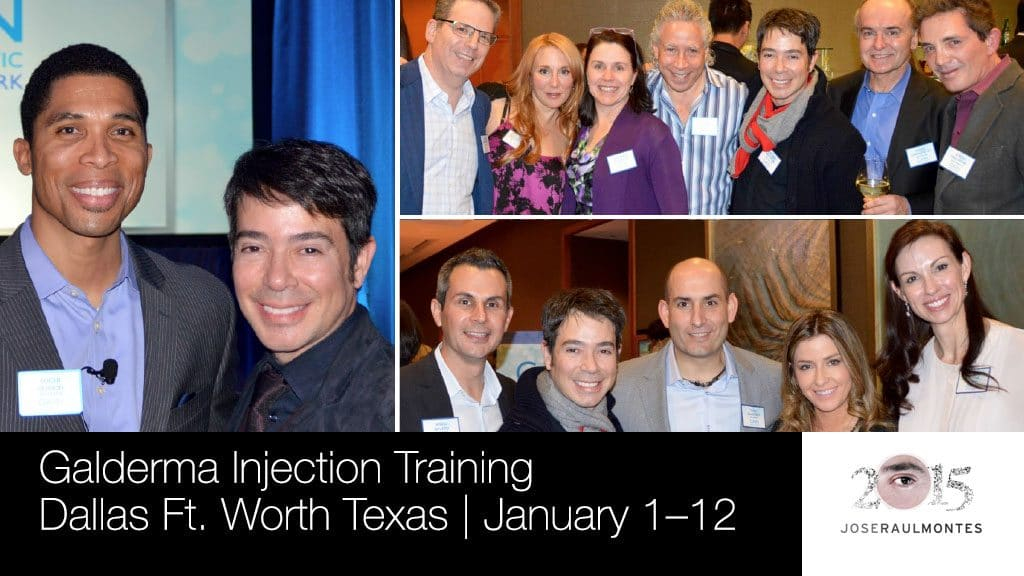 Galderma Injection Training Meeting   January 10-11, 2015
