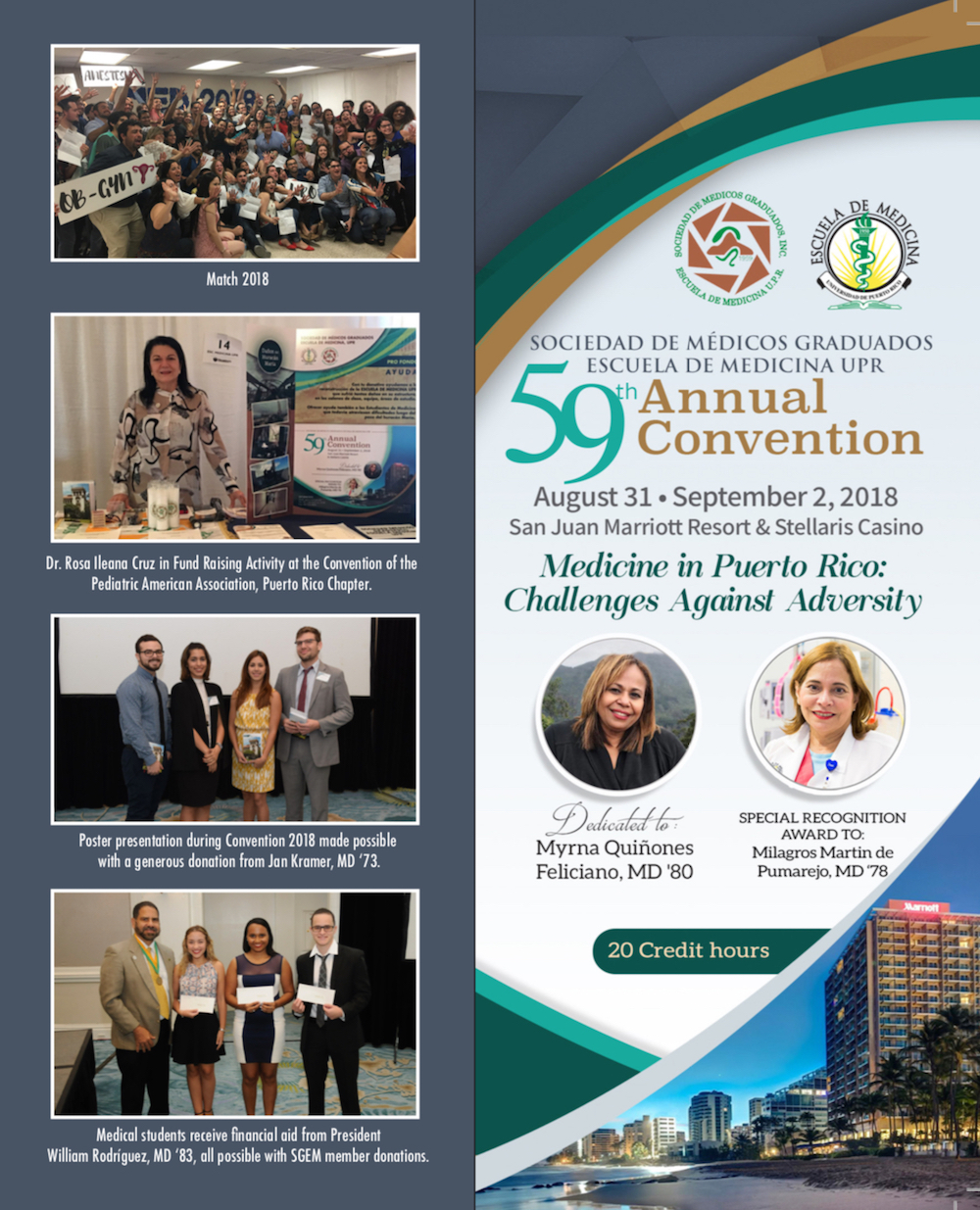 59th Annual Convention