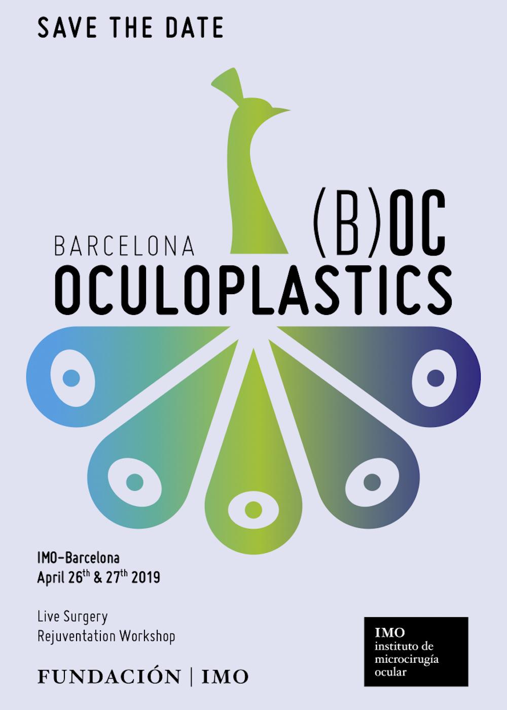 Barcelona Oculoplastics 2019