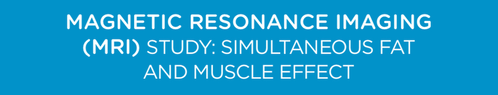 emsculpt magnetic resonance study: simultaneous fat and muscle effect