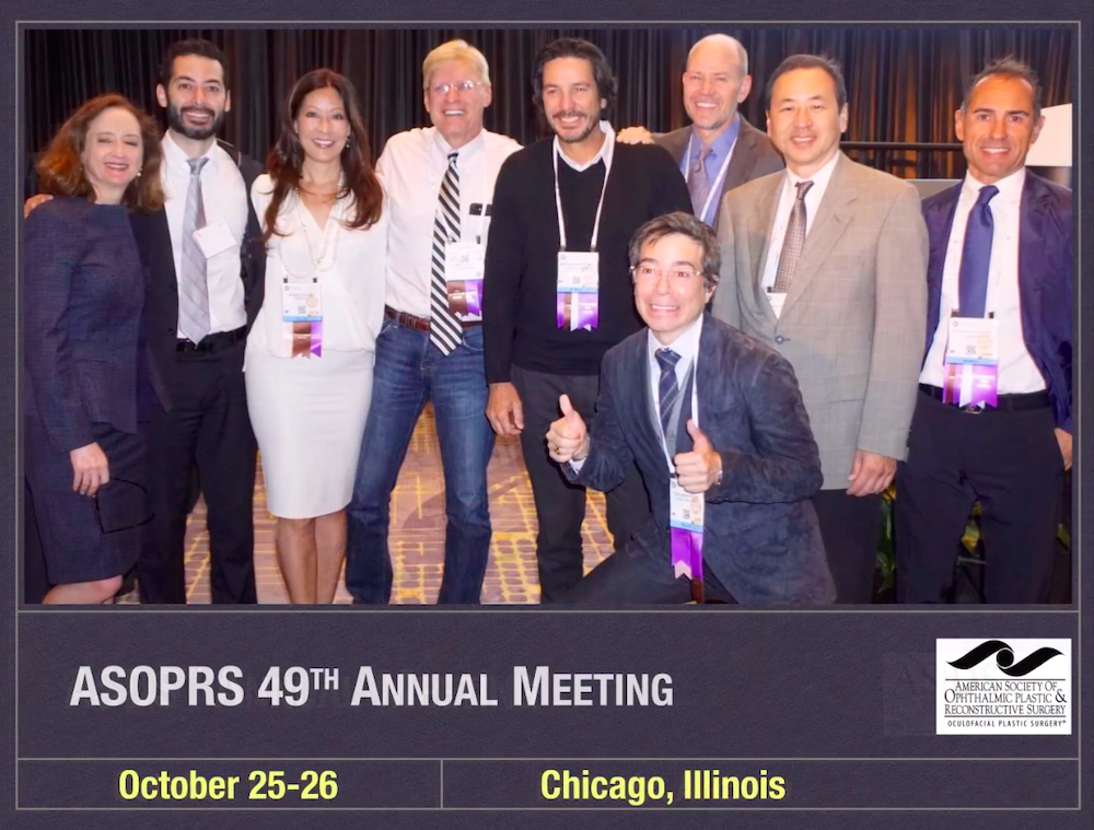 asoprs 49th annual meeting