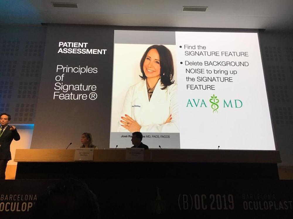 barcelona oculoplastics 2019 conferencias dr montes 1
