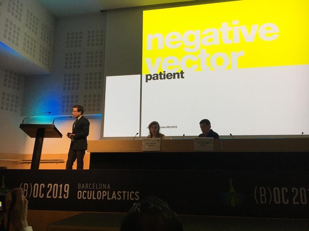 barcelona oculoplastics 2019 conferencias dr montes 5
