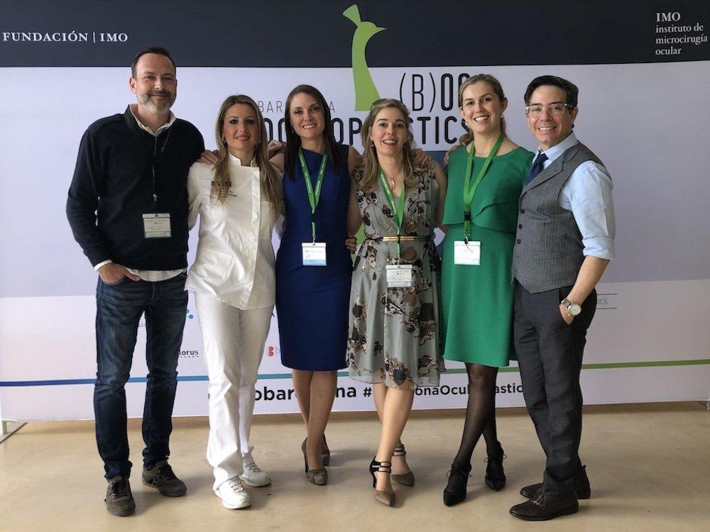 barcelona oculoplastics 2019 workshop 13