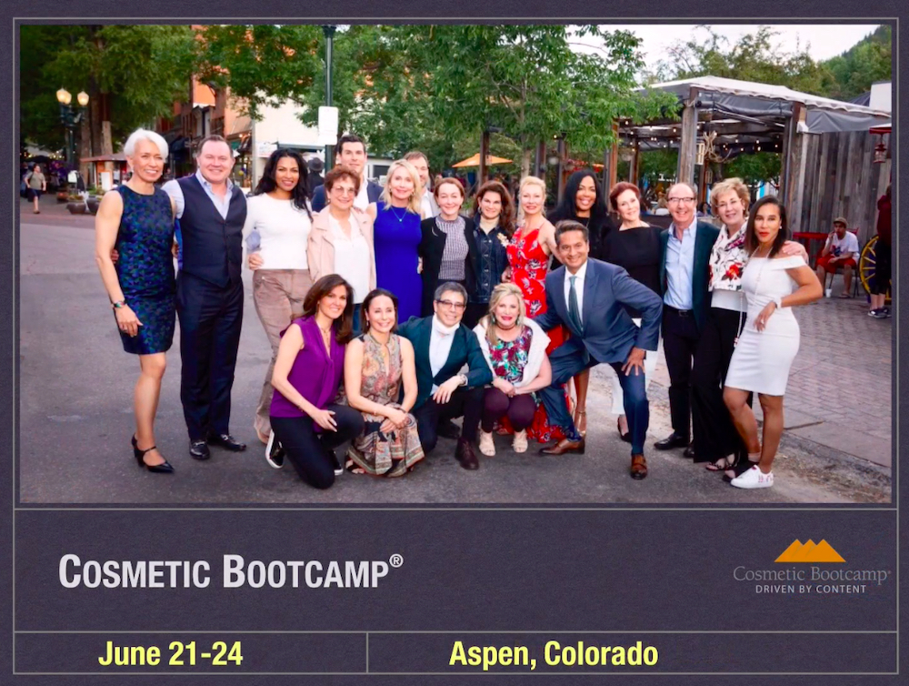 cosmetic bootcamp