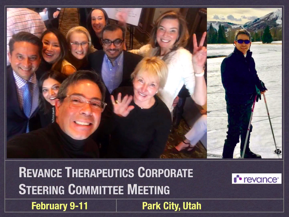 revance therapeutics corporate meeting