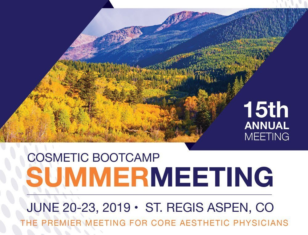 cosmetic bootcamp summer meeting 2019