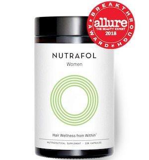Nutrafol Women_s Single Bottle with Allure Seal