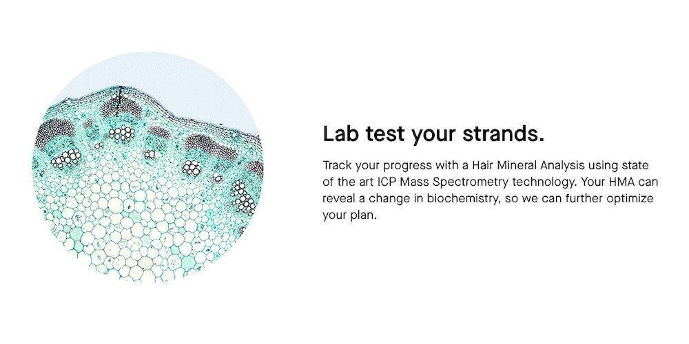 nutrafol lab tests