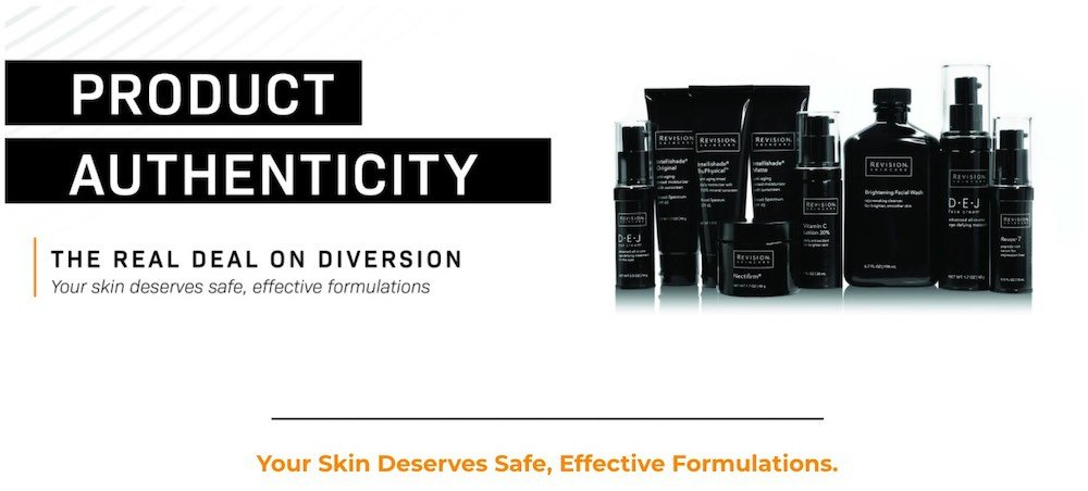 revision skincare 4 product authenticity