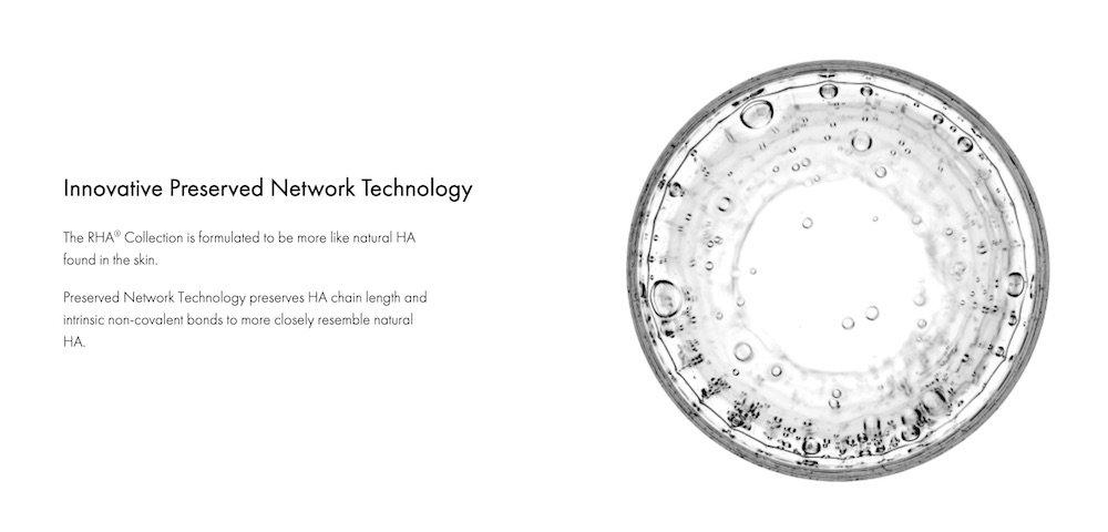 rha Innovative Preserved Network Technology